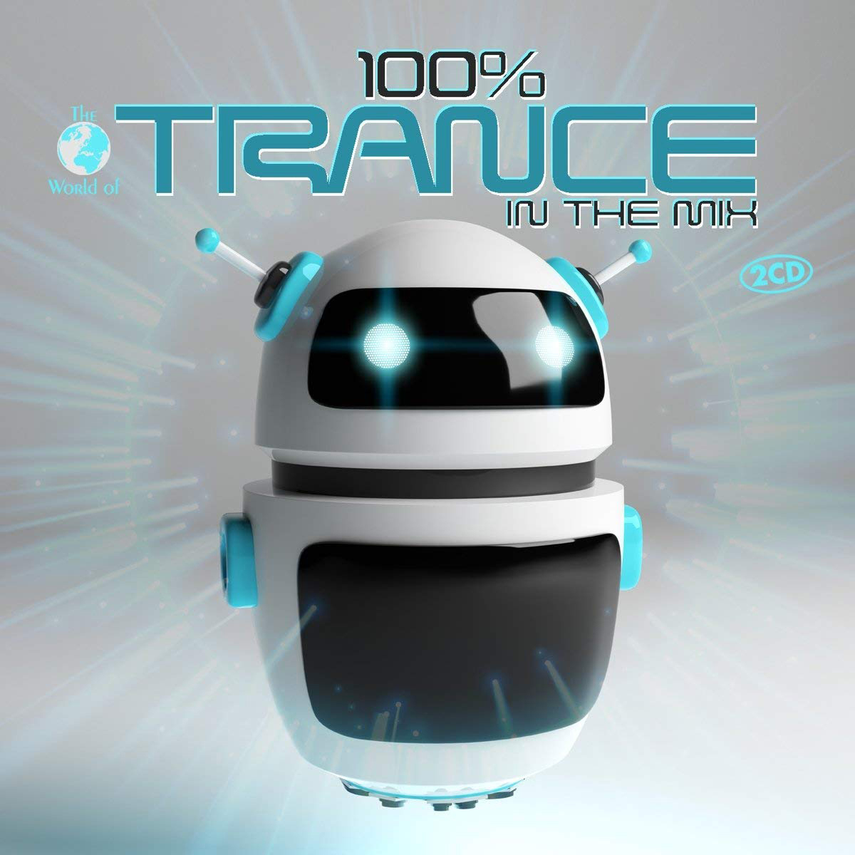 100% Trance In The Mix (2 CD)