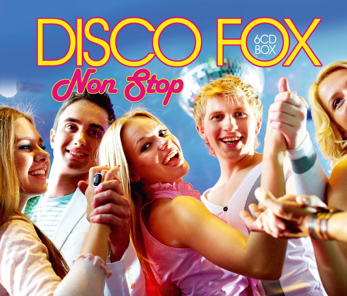 Disco Fox Non Stop (6 CD) deutscher disco fox 2011 2 cd
