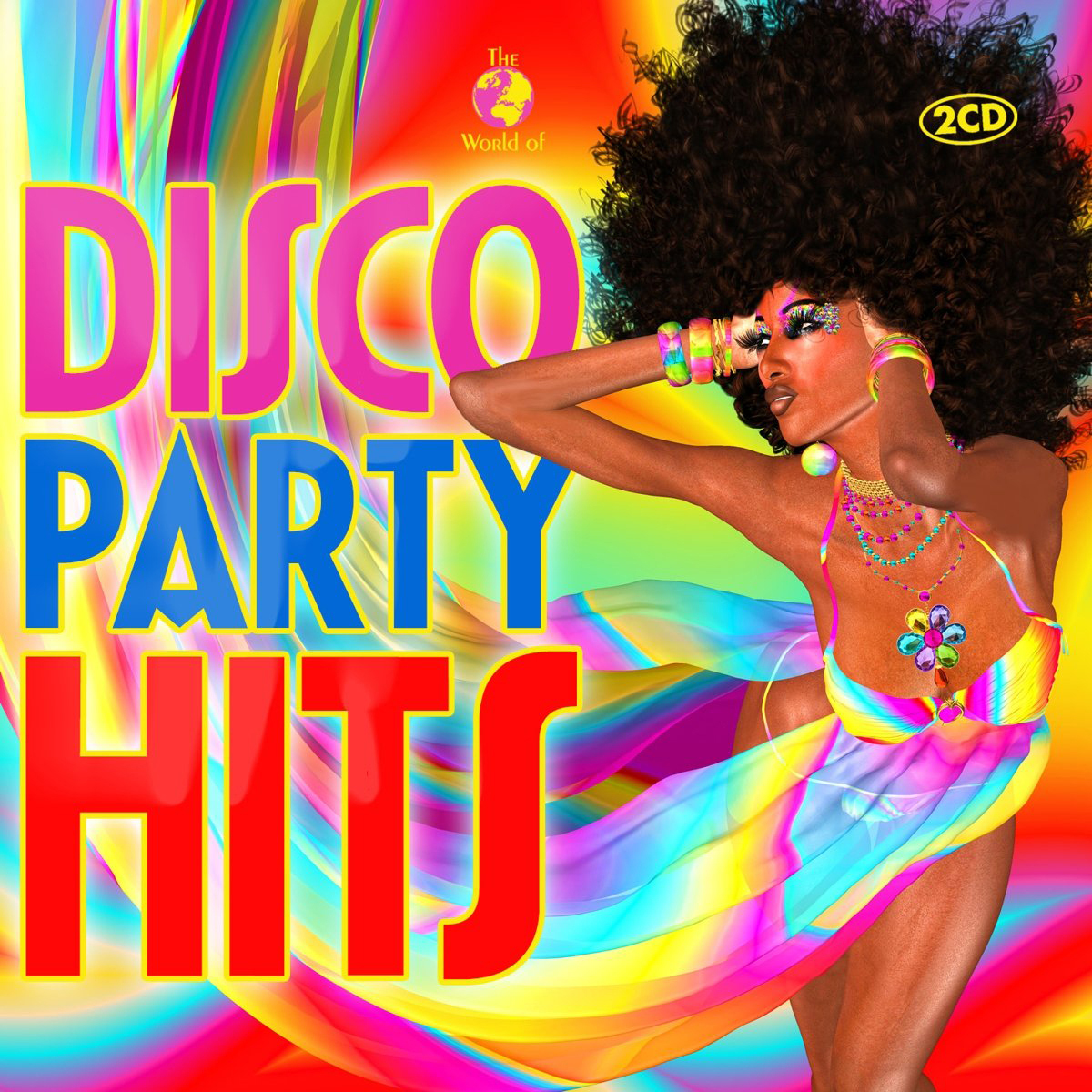 Disco Party Hits (2 CD) public viewing party hits 2 cd