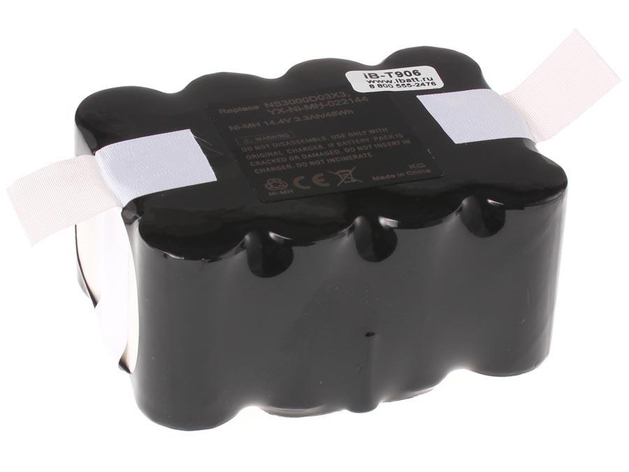 Аккумулятрная батарея 3500mAh для пылесосов Xrobot XR-210; XR-210E; XR-210B; XR-210F; XR-210A; XR-210C; XR-210D; Zebot Z320; Zeco V700 комплектующие для пылесосов oem kv8 210 210c 510b 510f 510g agitator brush for kv8 robotics 210b 210c 510b 510f 510g