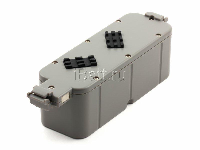 Аккумулятрная батарея 3000mAh для пылесосов iRobot Roomba 400; 410; 4210 Discovery; 4000; 440; Create; 4100 Red; iBatt