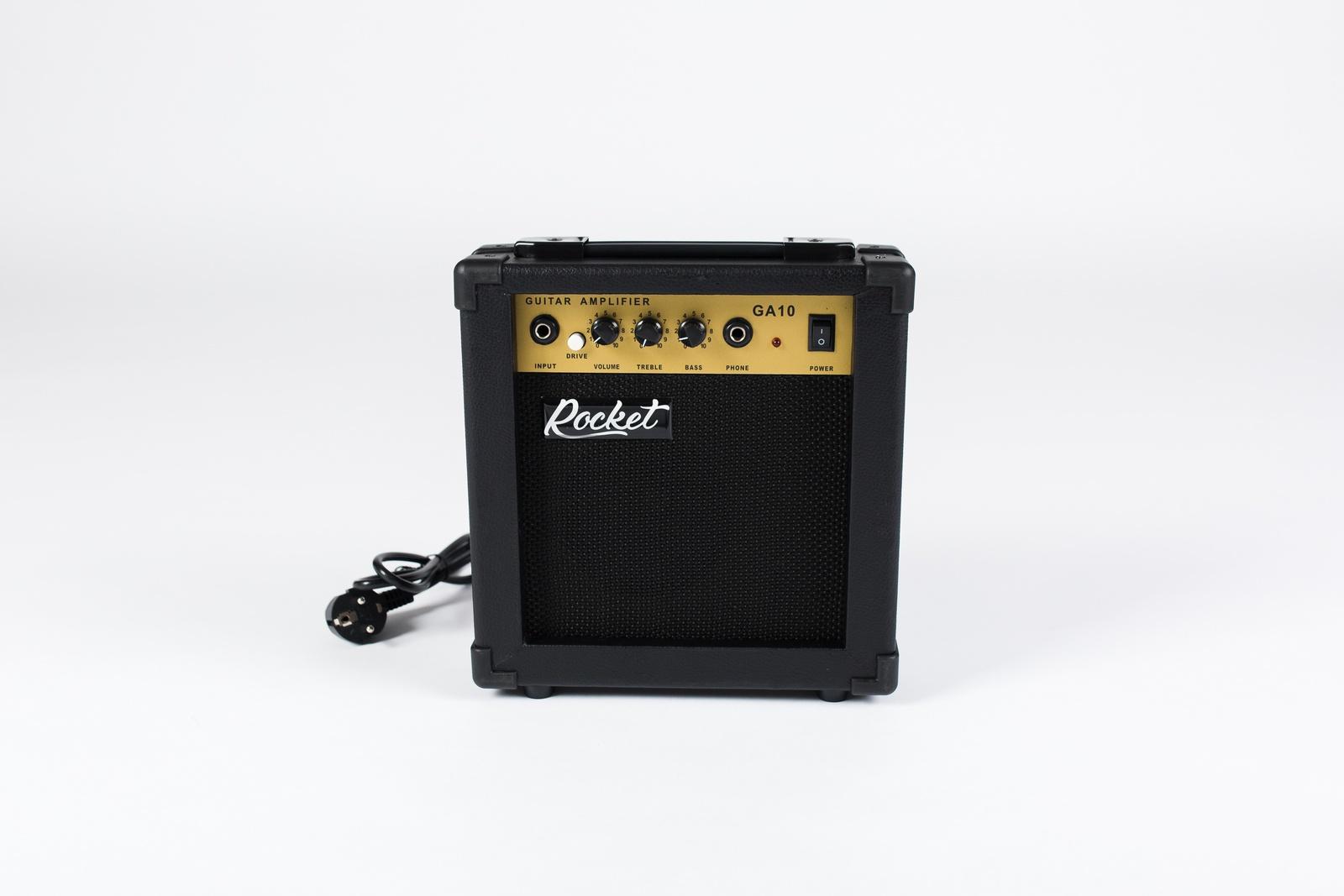 RockEt GA-10 - Гитарный комбоусилитель, 10Вт