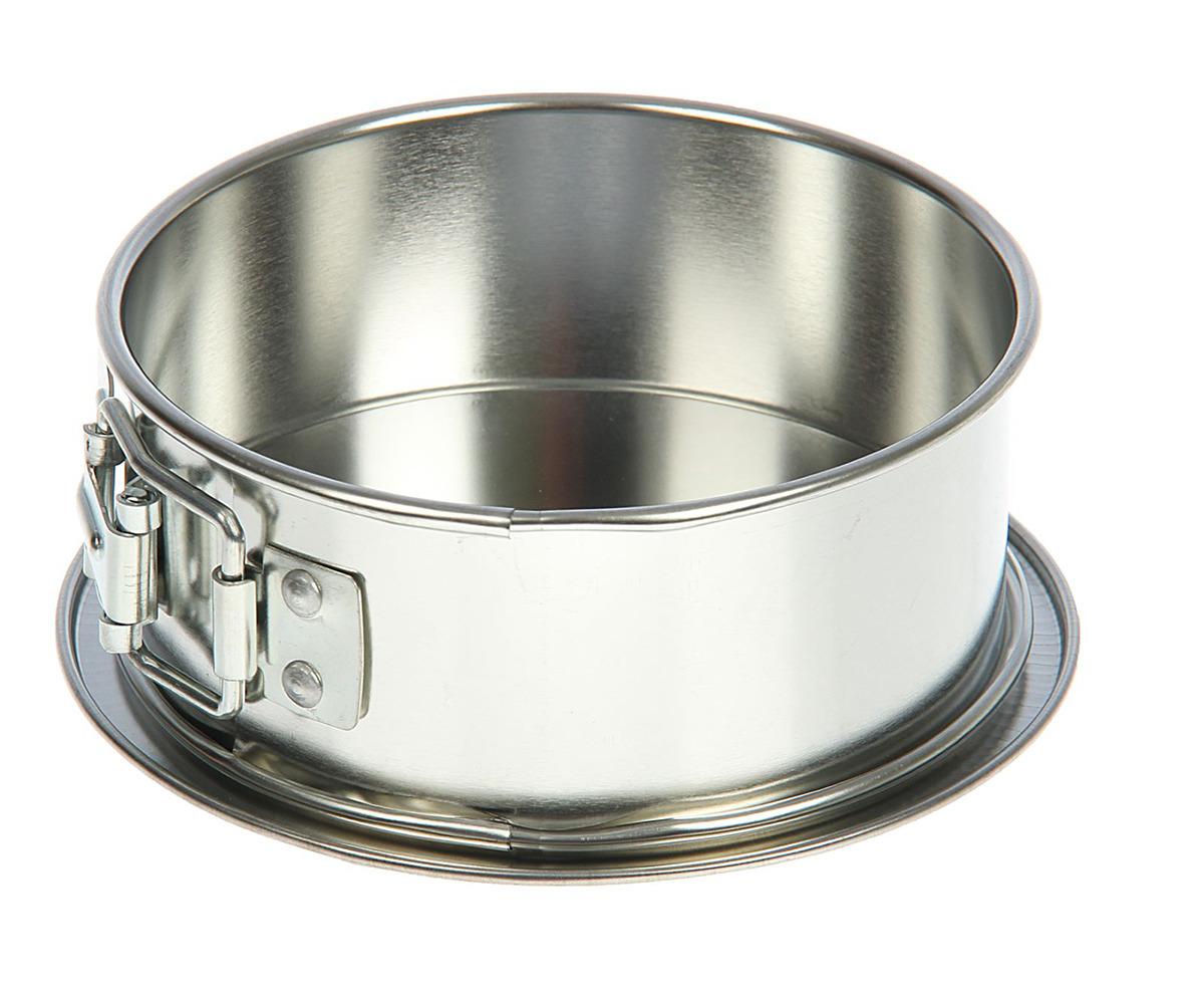 Форма для выпечки Доляна Круг Фабиан, 1684650, разъемная, диаметр 13 см джемпер sh sh sh021ewgtfw2