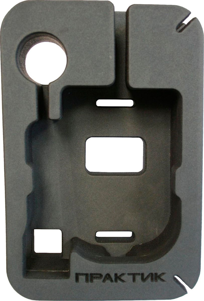 Чехол Практик Унибокс для эхолота 6М зимний кронштейн для датчика эхолота transmount kz 90f