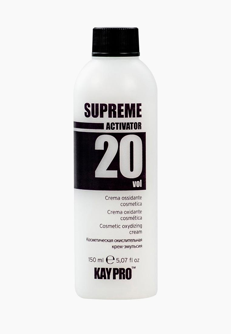 Окислительная эмульсия CAVIAR SUPREME OSS 30 V (9%) - 150 мл. KayPro 19169 окислитель kaypro caviar supreme oss 10 v
