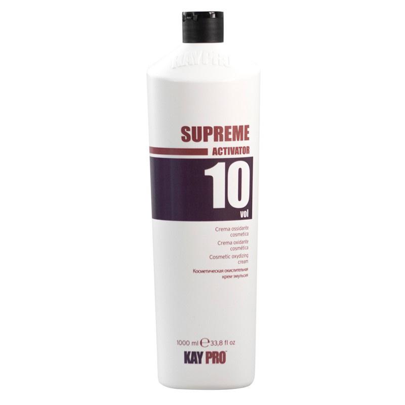 Окислительная эмульсия CAVIAR SUPREME OSS 10 V (3%) - 150 мл. KayPro 19167 окислитель kaypro caviar supreme oss 10 v