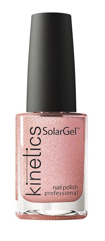 цены на Лак для ногтей Kinetics SolarGel Polish 15 мл, профессиональный, тон 205 Flirty  в интернет-магазинах