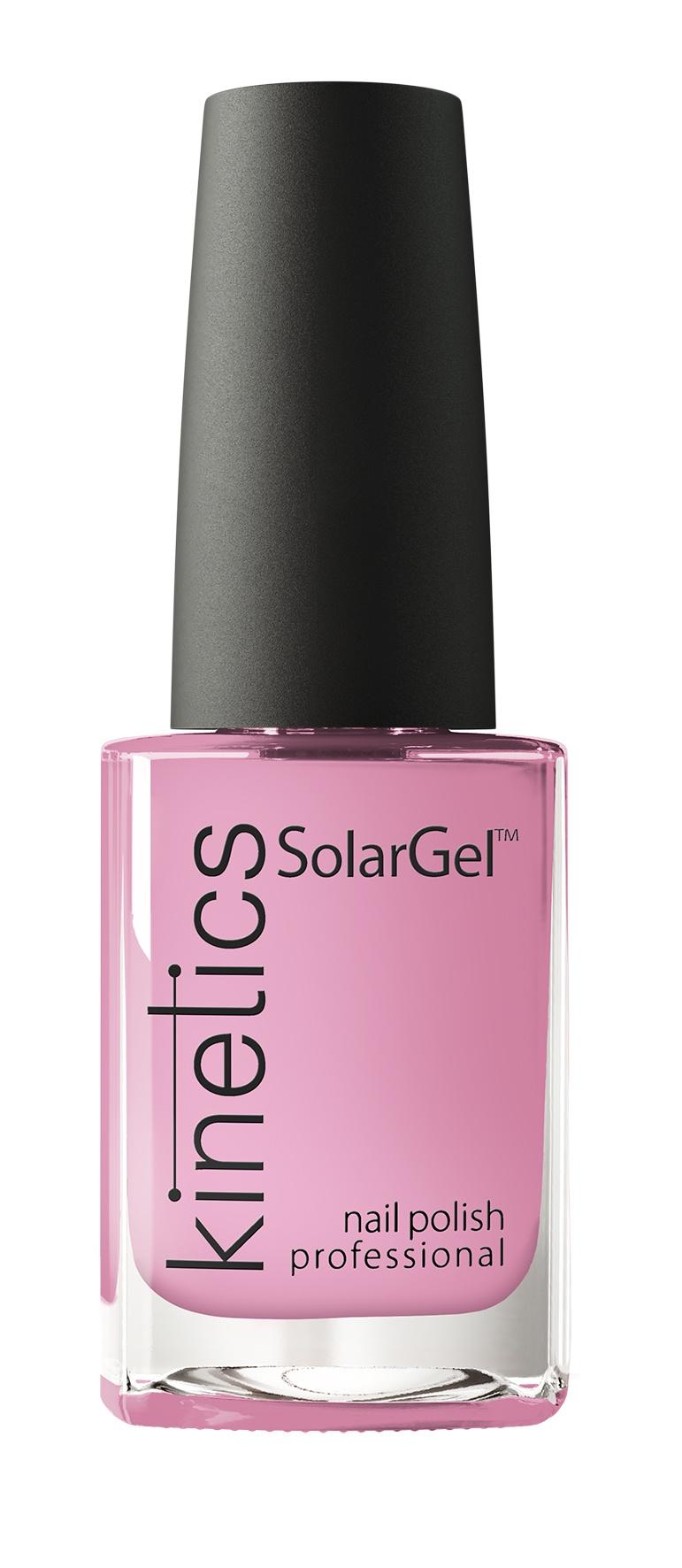 цены на Лак для ногтей Kinetics SolarGel Polish 15 мл, профессиональный, тон 280 French Lilac  в интернет-магазинах
