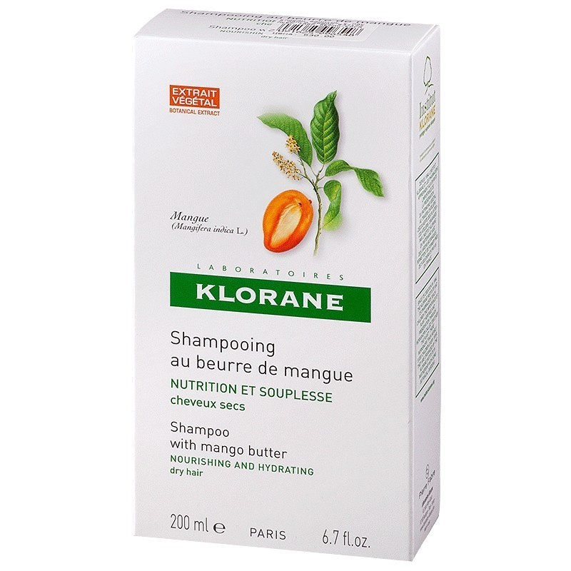 Шампунь для волос Клоран 66494 шампунь с пионом клоран