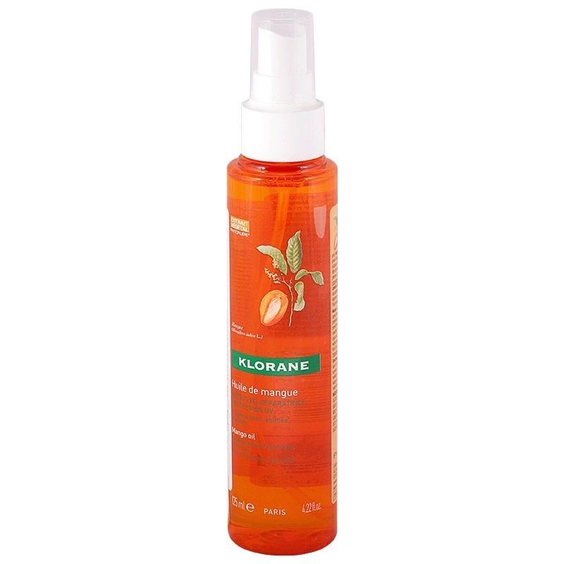 Спрей уходовый Клоран 116426116426Питает, восстанавливает, содержит UV фильтр. Для сухих поврежденных волос. защищает от солнца.