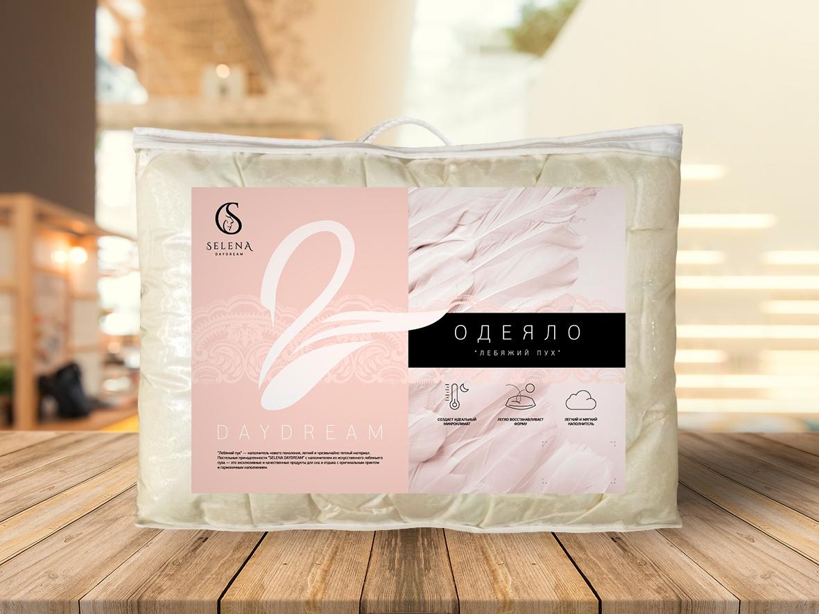 Одеяло Selena Home Textile 8341/, бежевый