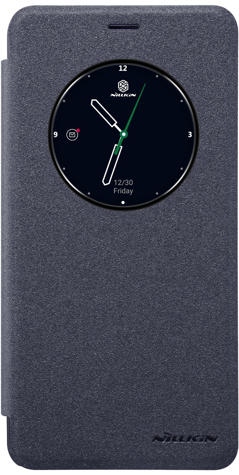 Чехол Nillkin Sparkle для Meizu M5 Note, 6902048135253, серый nillkin meizu pro7 матовый телефон защитная крышка чехол чехол для мобильного телефона черный