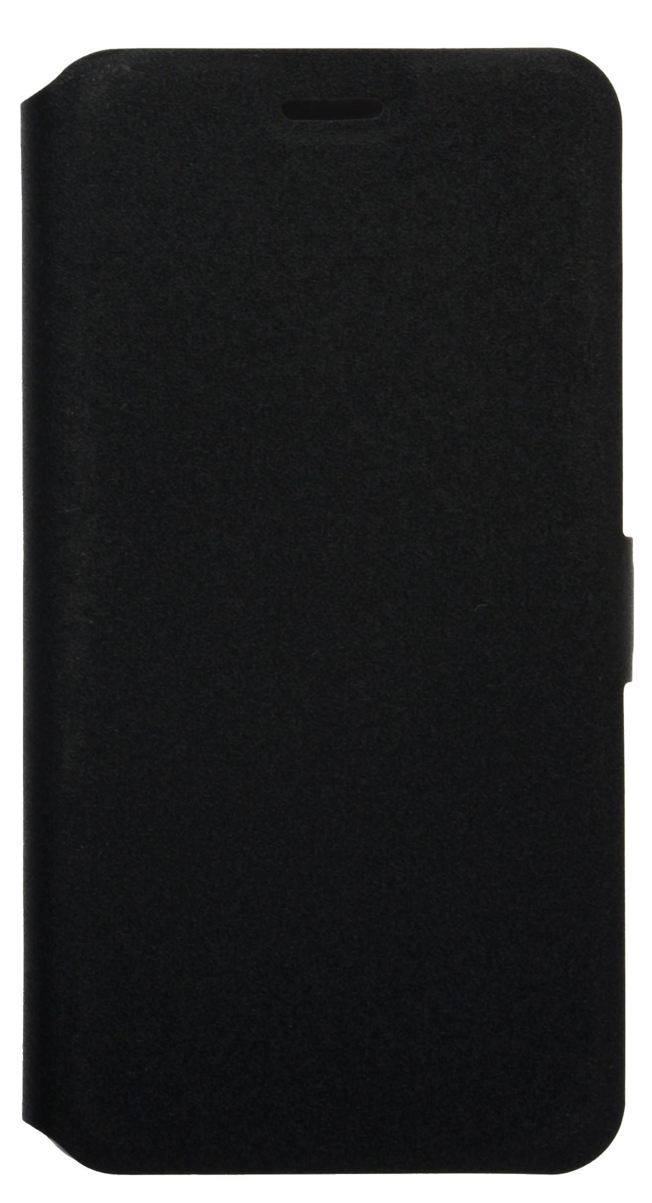 Чехол для сотового телефона PRIME Book, 4630042521438, черный недорого