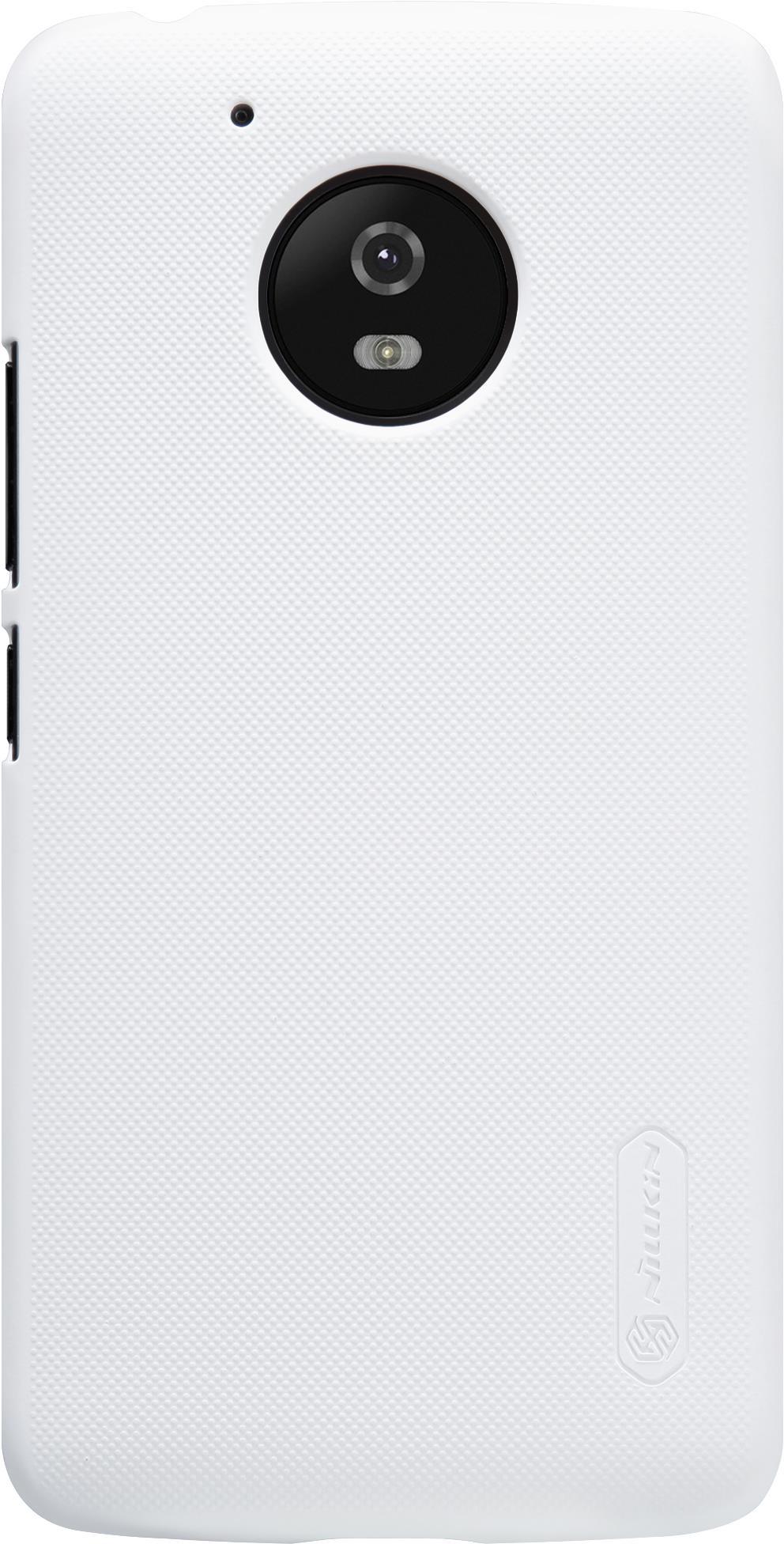 Накладка Nillkin Super Frosted для Motorola G5 стоимость