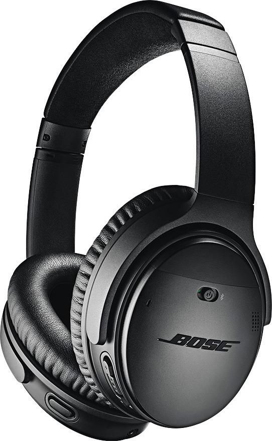 Беспроводные наушники Bose Quietcomfort 35 II, черный наушники bluetooth bose quietcomfort 35 ii wireless headphones black