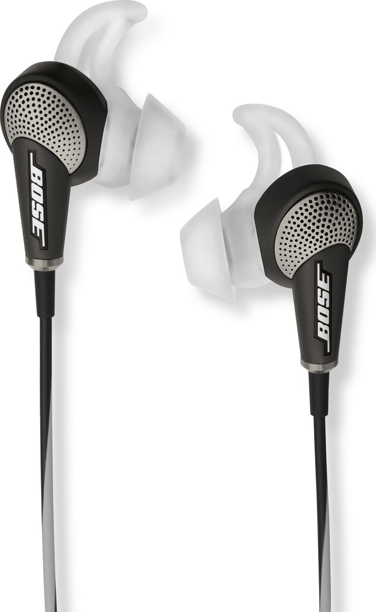 Наушники Bose Quietcomfort 20 (QC20), 718839-0010, черный