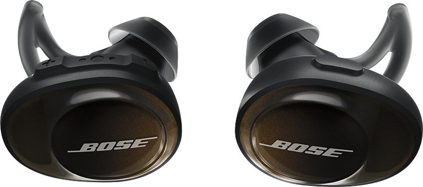 Беспроводные наушники Bose SoundSport Free, черный bose