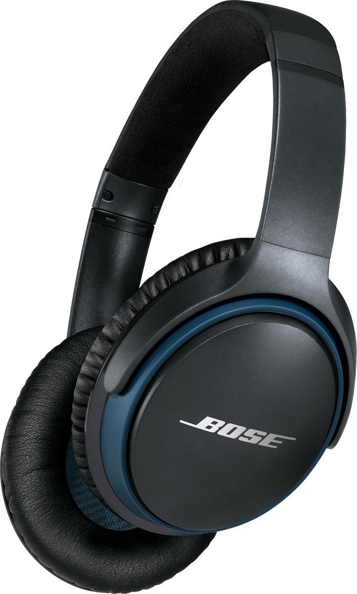 Беспроводные наушники Bose Soundlink Around-Ear II, черный портативная акустическая система bose soundlink revolve plus 739617 2110 черный