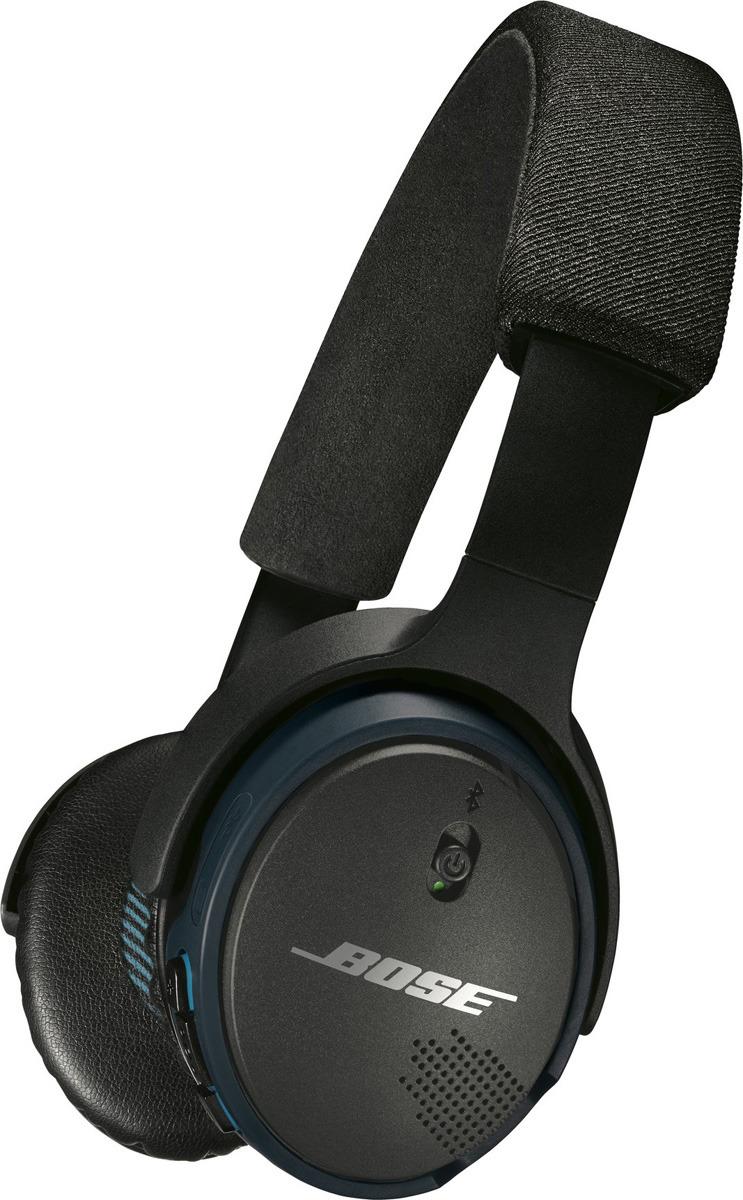 Беспроводные наушники Bose On-Ear, черный цена 2017