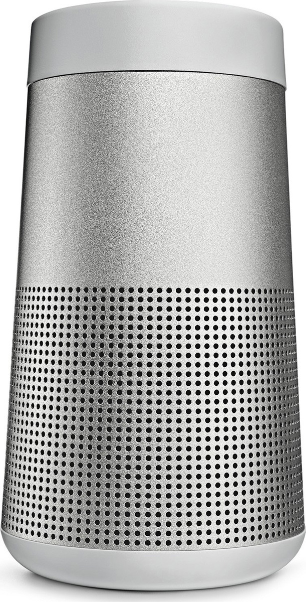 Портативная акустическая система Bose SoundLink Revolve, 739523-2310, серебристый цена и фото