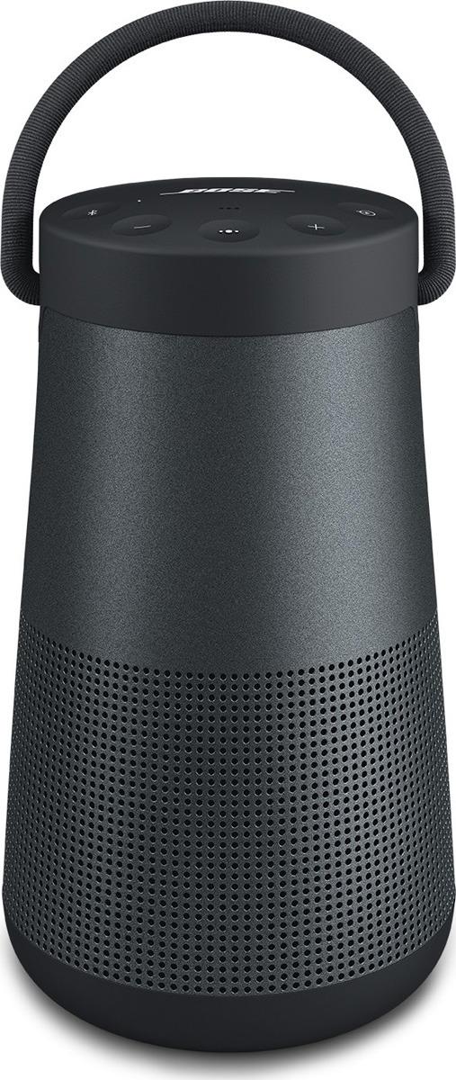 Портативная акустическая система Bose SoundLink Revolve Plus, 739617-2110, черный цена и фото