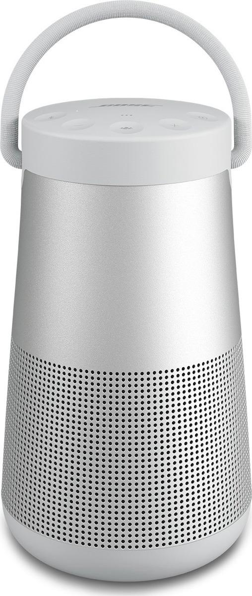Портативная акустическая система Bose SoundLink Revolve Plus, 739617-2310, серебристый цена и фото