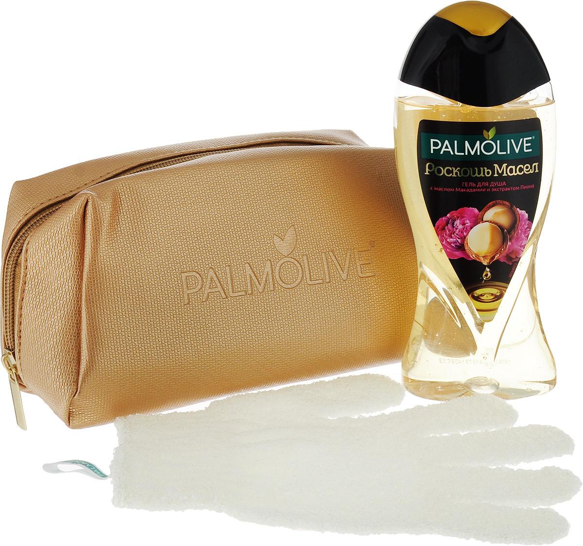 Подарочный набор для женщин Palmolive Роскошь масел подарочный набор для женщин palmolive роскошь масел с маслом макадамии