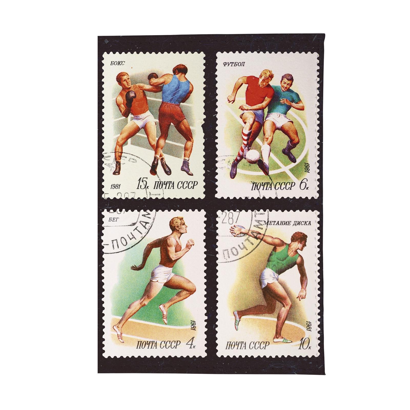 Визитница Спорт (марки) 1 Арт. VIZAM205 цена