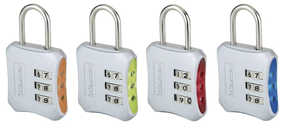 Замок MasterLock Кодовый навесной A3/B20/C34/W34 цинк/ст 1 3ц смен, 652EURD цифровое ip атс cisco7965g