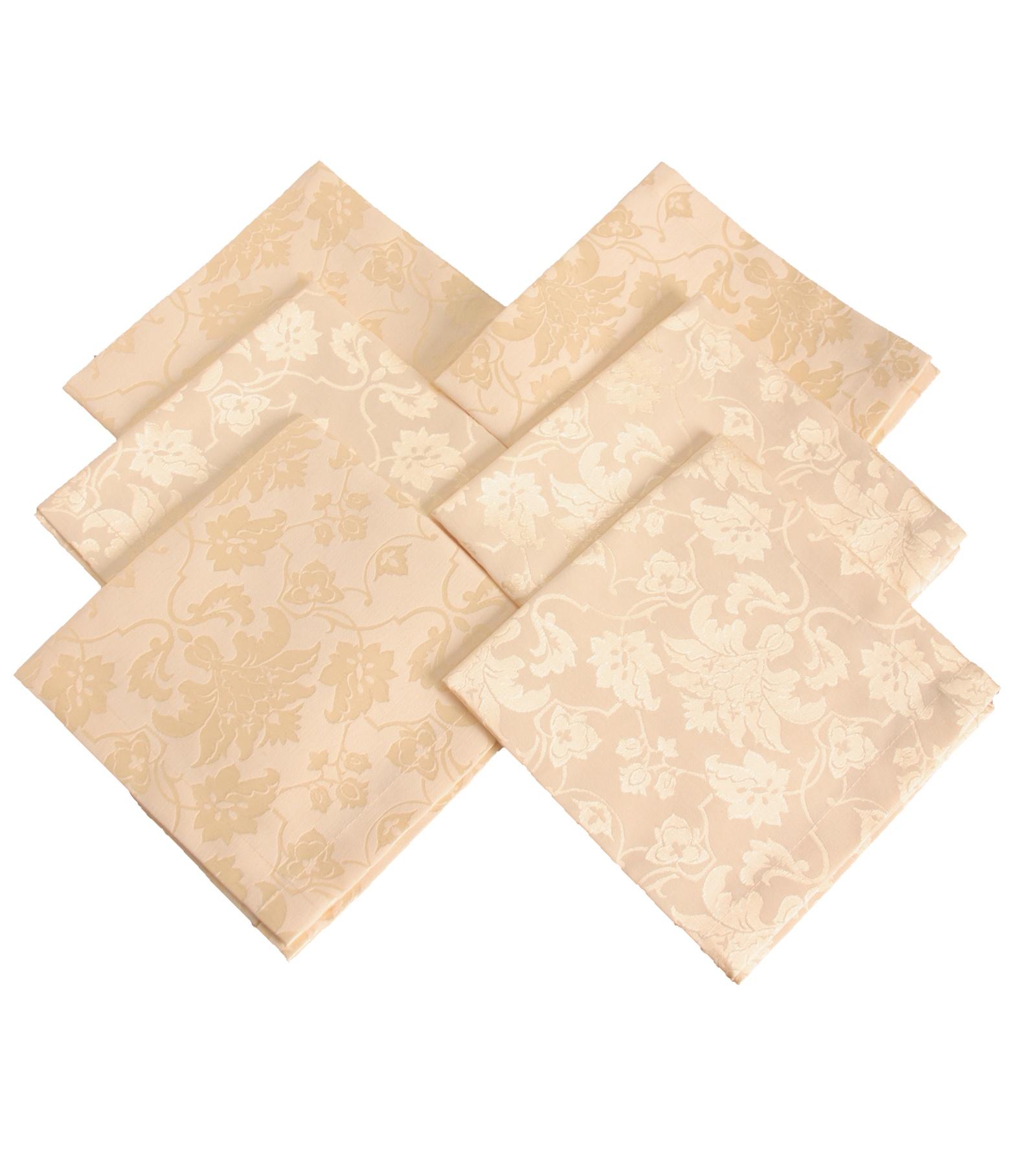 Салфетка столовая Naturel Шик салфетки, H18059-40x40-BB, бежевый цены онлайн