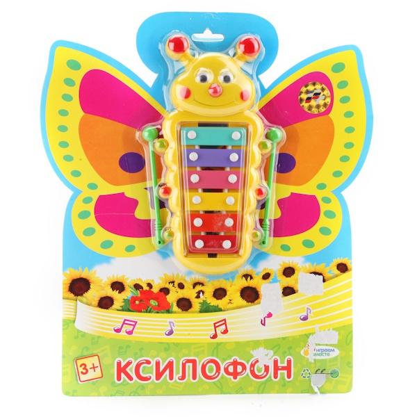 цена на Ксилофон детский Играем вместе