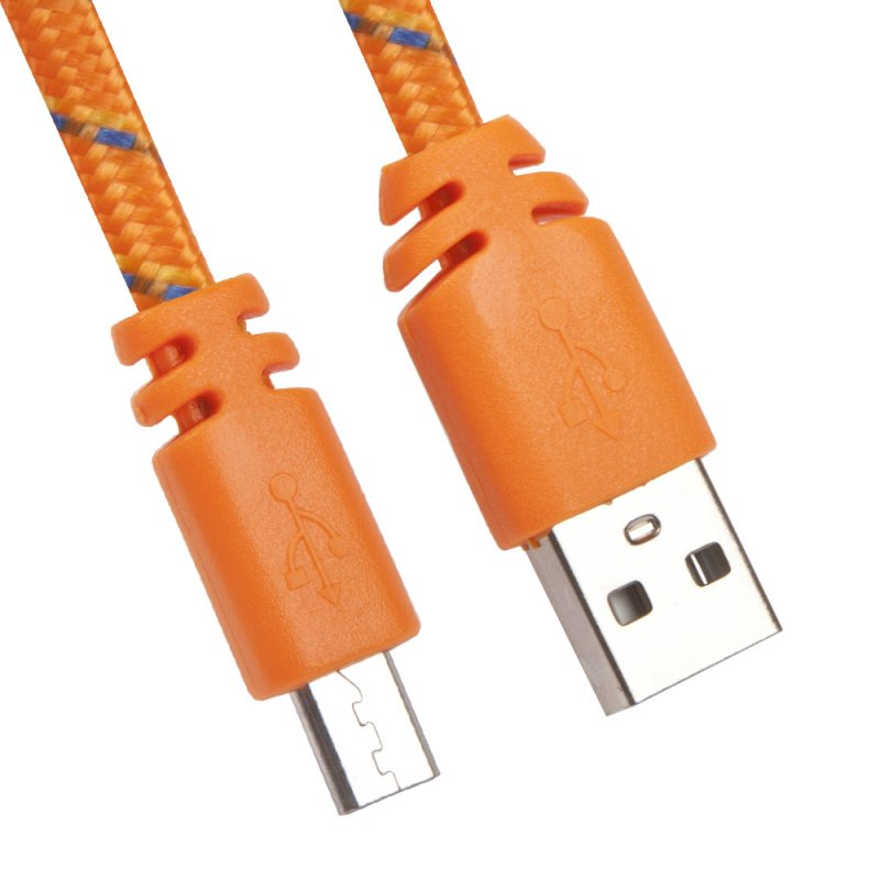USB-кабель Liberty Project Micro USB, USB, 0L-00030325, оранжевый usb кабель liberty project micro usb 1 м 0l 00001024 оранжевый желтый