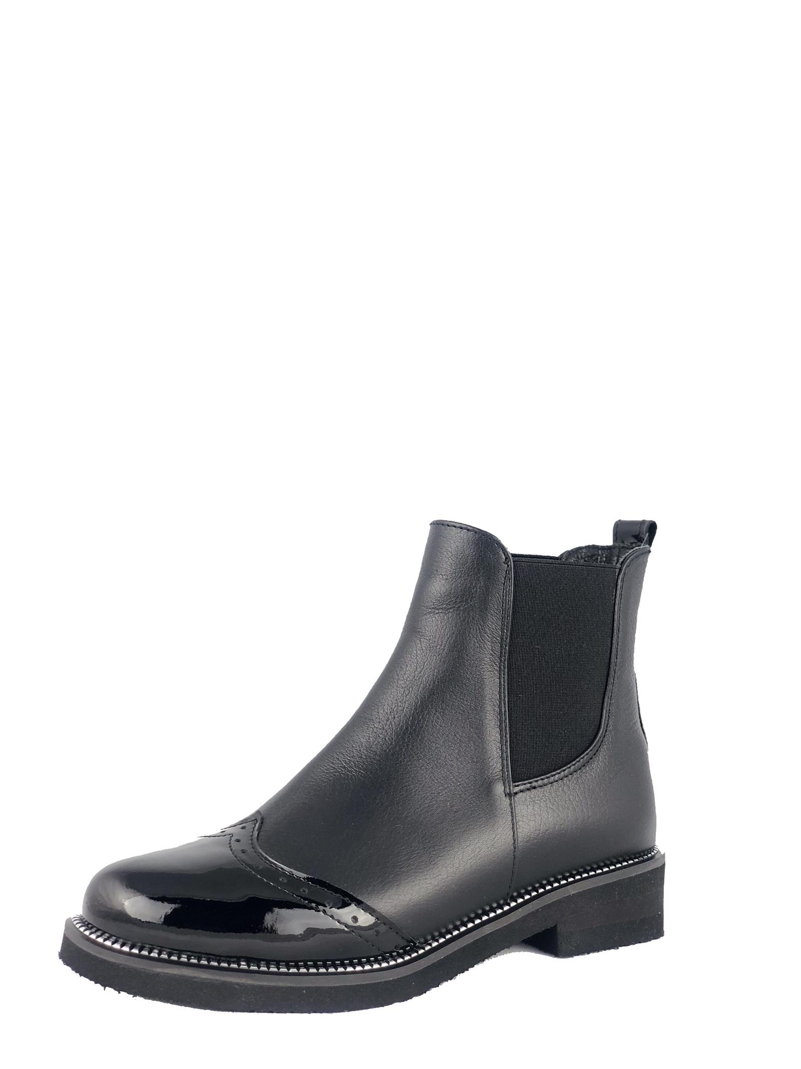 Ботинки ESTELLA женские кожаные зимние ботинки