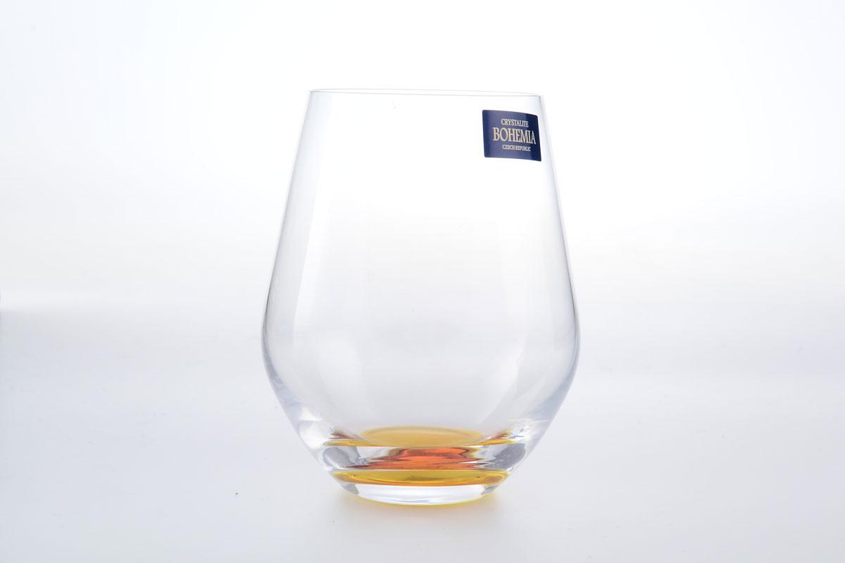 Набор стаканов для воды Crystalite Bohemia Michelle, ассорти, 350 мл, 6 шт. 35717 набор стаканов для воды 350 мл crystalite bohemia page 7 page 6