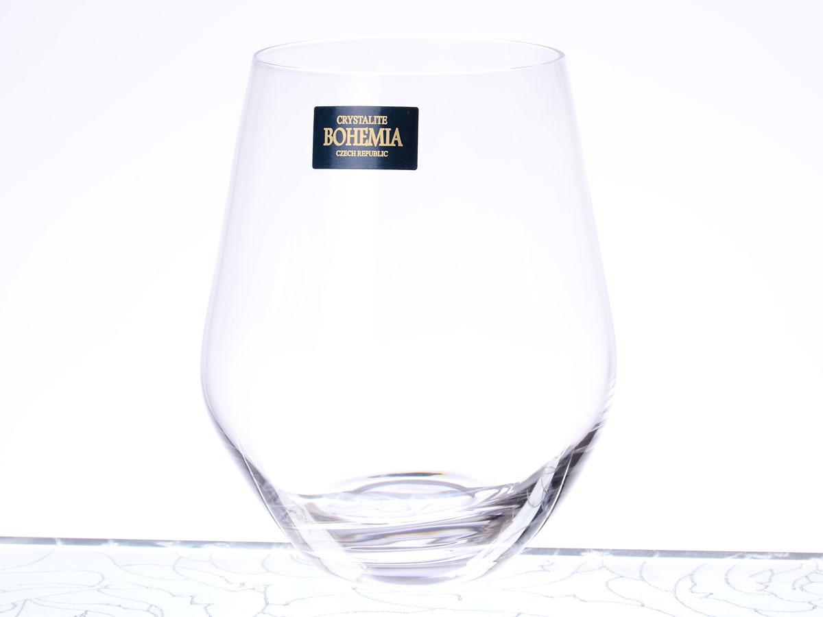 Набор стаканов для воды Crystalite Bohemia Michelle, 350 мл, 6 шт. 22693 набор стаканов для воды 350 мл crystalite bohemia page 7 page 6