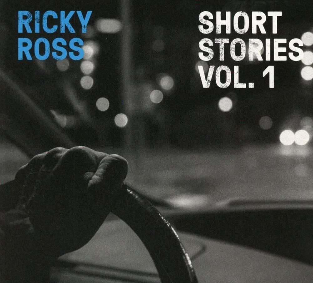 цена Ricky Ross Ricky Ross. Short Stories. Volume 1 онлайн в 2017 году