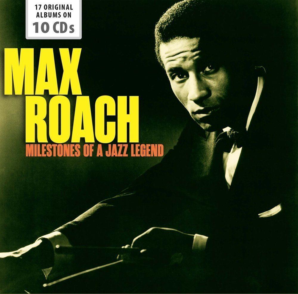 лучшая цена Макс Роуч Max Roach. Milestones Of A Jazz Legend (10 CD)