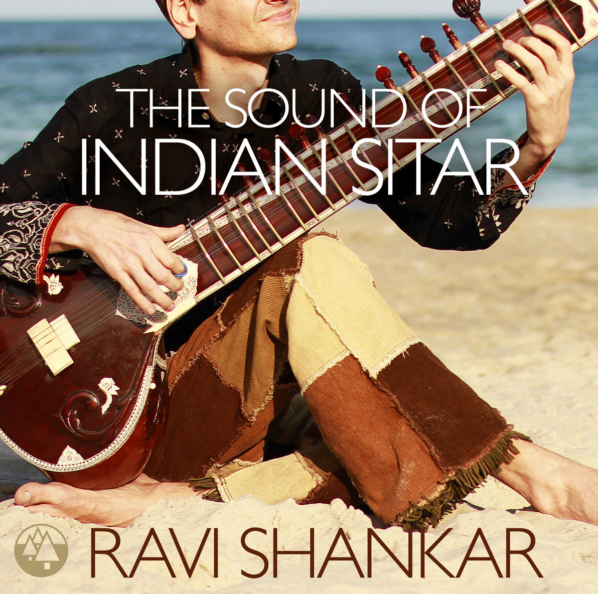 Ravi Shankar. The Sound Of Indian Sitar (2 CD) цена