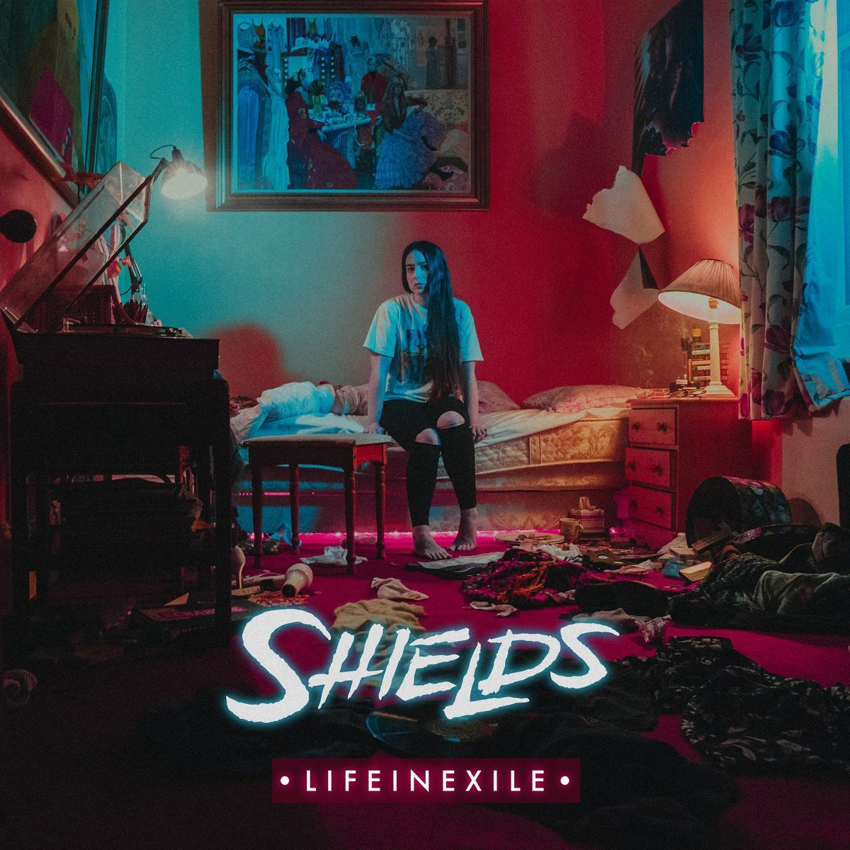 Shields Shields. Life In Exile stephanie shields swan landings
