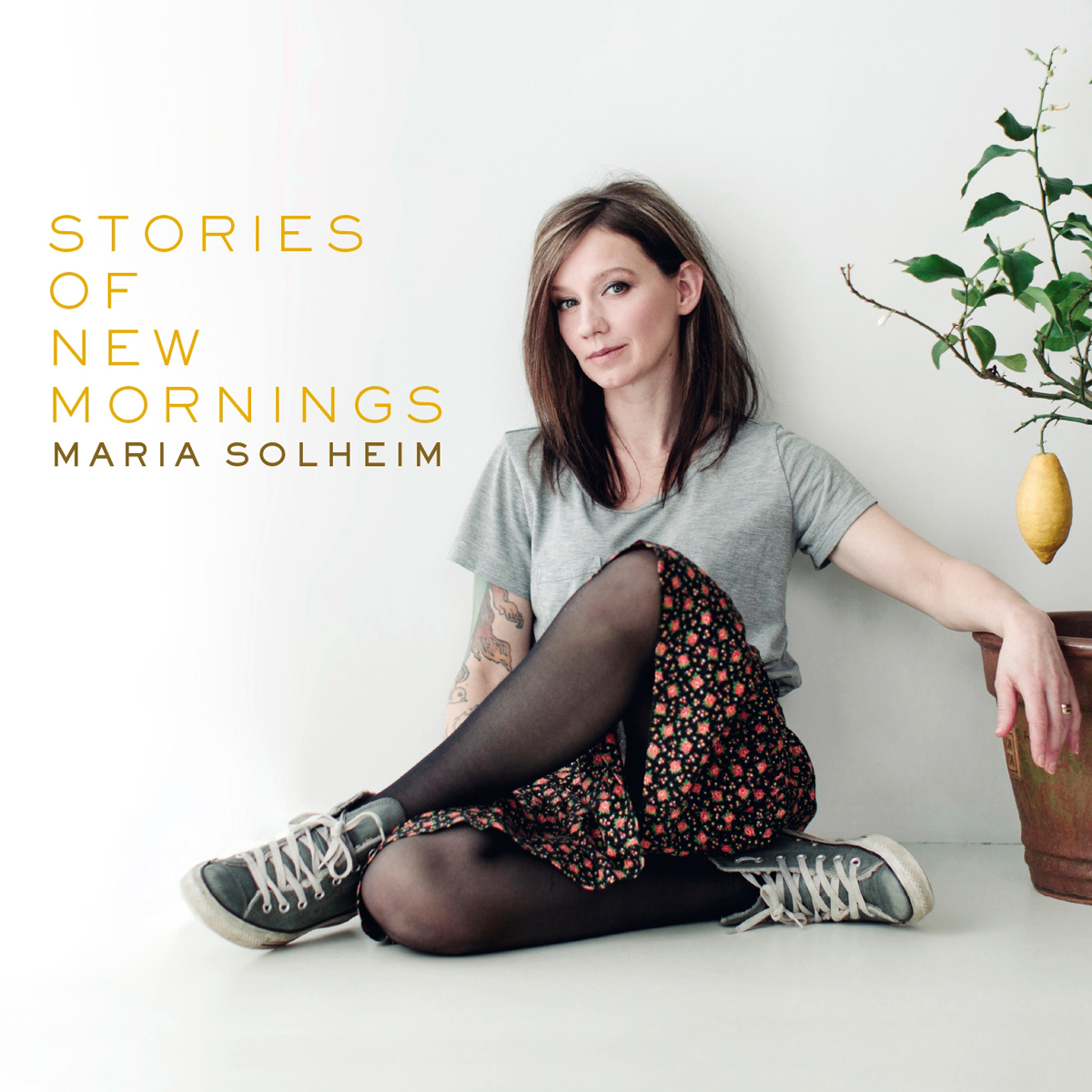 Maria Solheim Solheim. Stories Of New Mornings