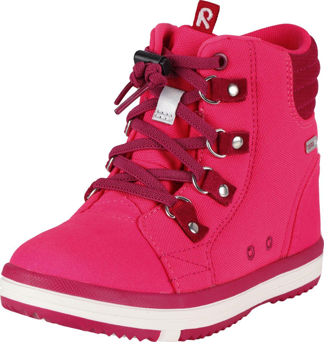 Ботинки Reima ботинки детские reima цвет красный 5693683900 размер 24