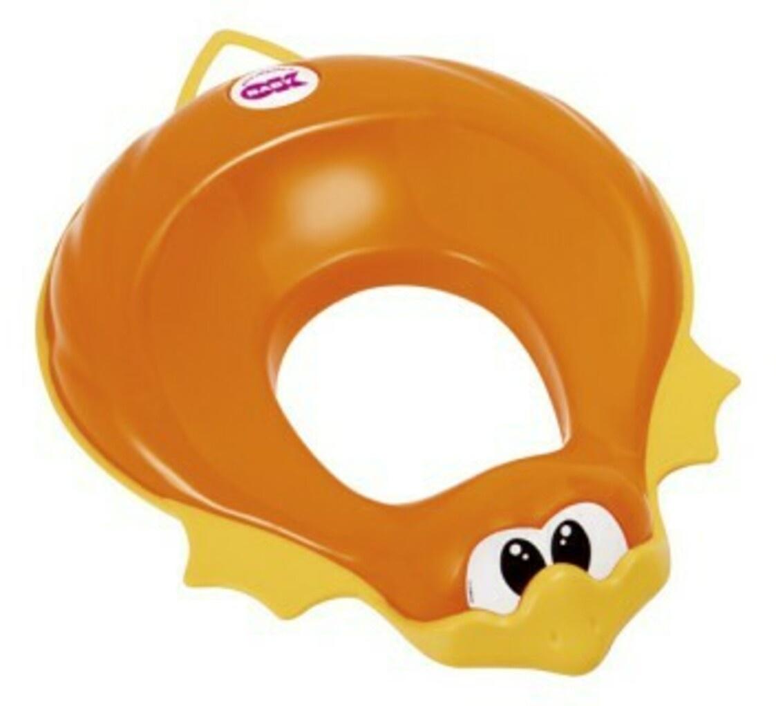 Адаптер для унитаза OK BABY Ducka оранжевый ducka насадка на унитаз 785 оранжевый 45 ok baby