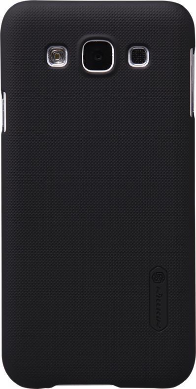 Накладка Nillkin для Samsung Galaxy E5 черный автомобильное зеркало chery a5 e5 g3