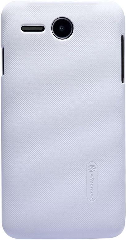 Накладка Nillkin для Lenovo A680 белый цена и фото