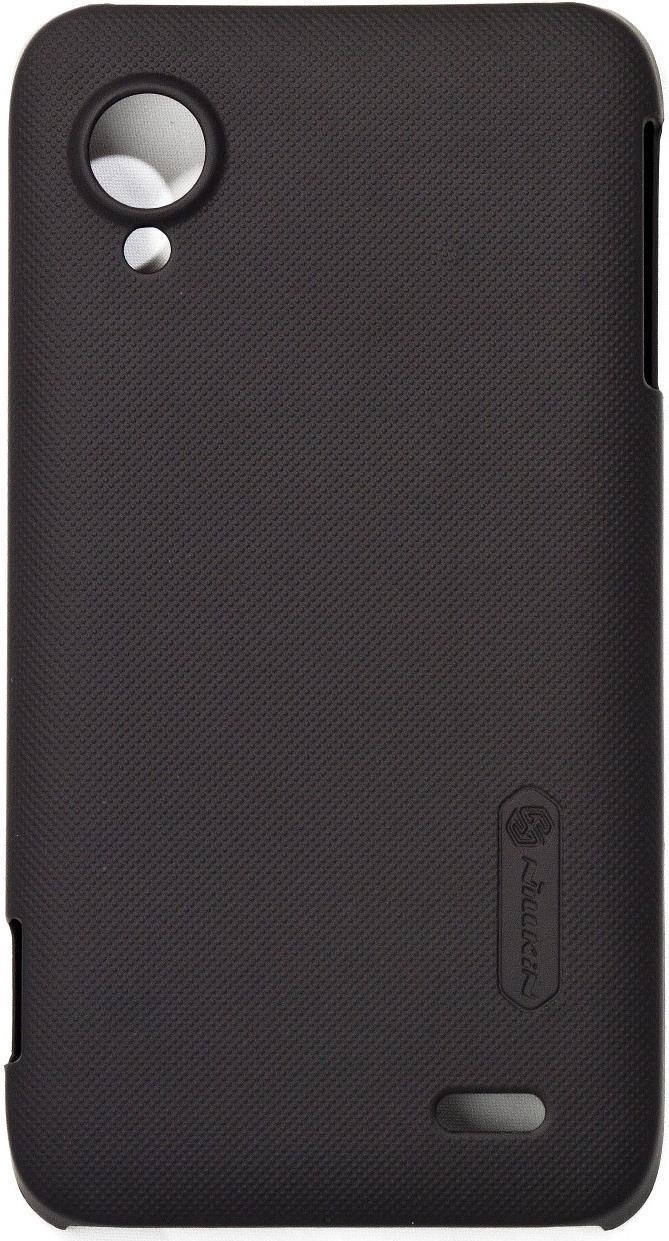 Накладка Nillkin для Lenovo S720 черный