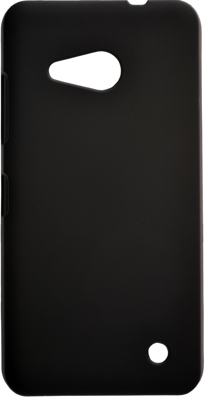 Накладка skinBOX для Microsoft Lumia 550 черный все цены