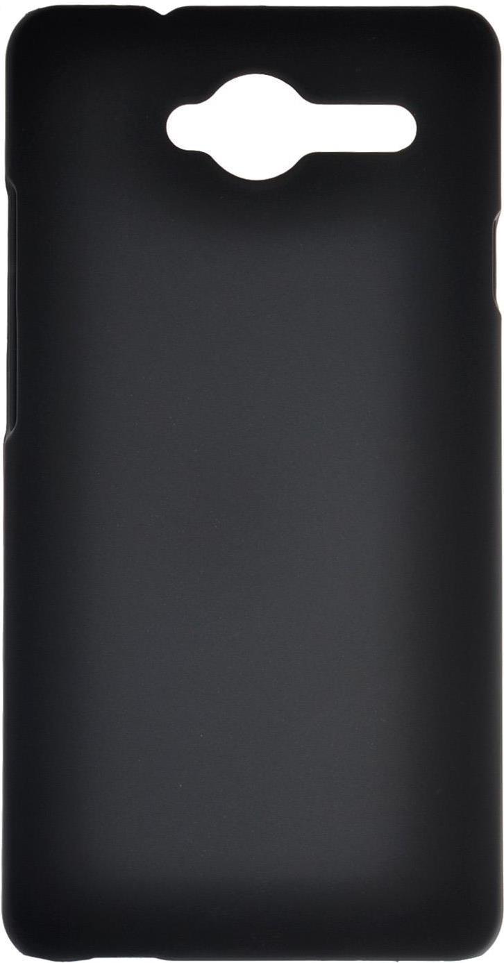 Накладка skinBOX для ZTE Blade L3 черный чехол skinbox для zte blade a465 2000000092881 черный