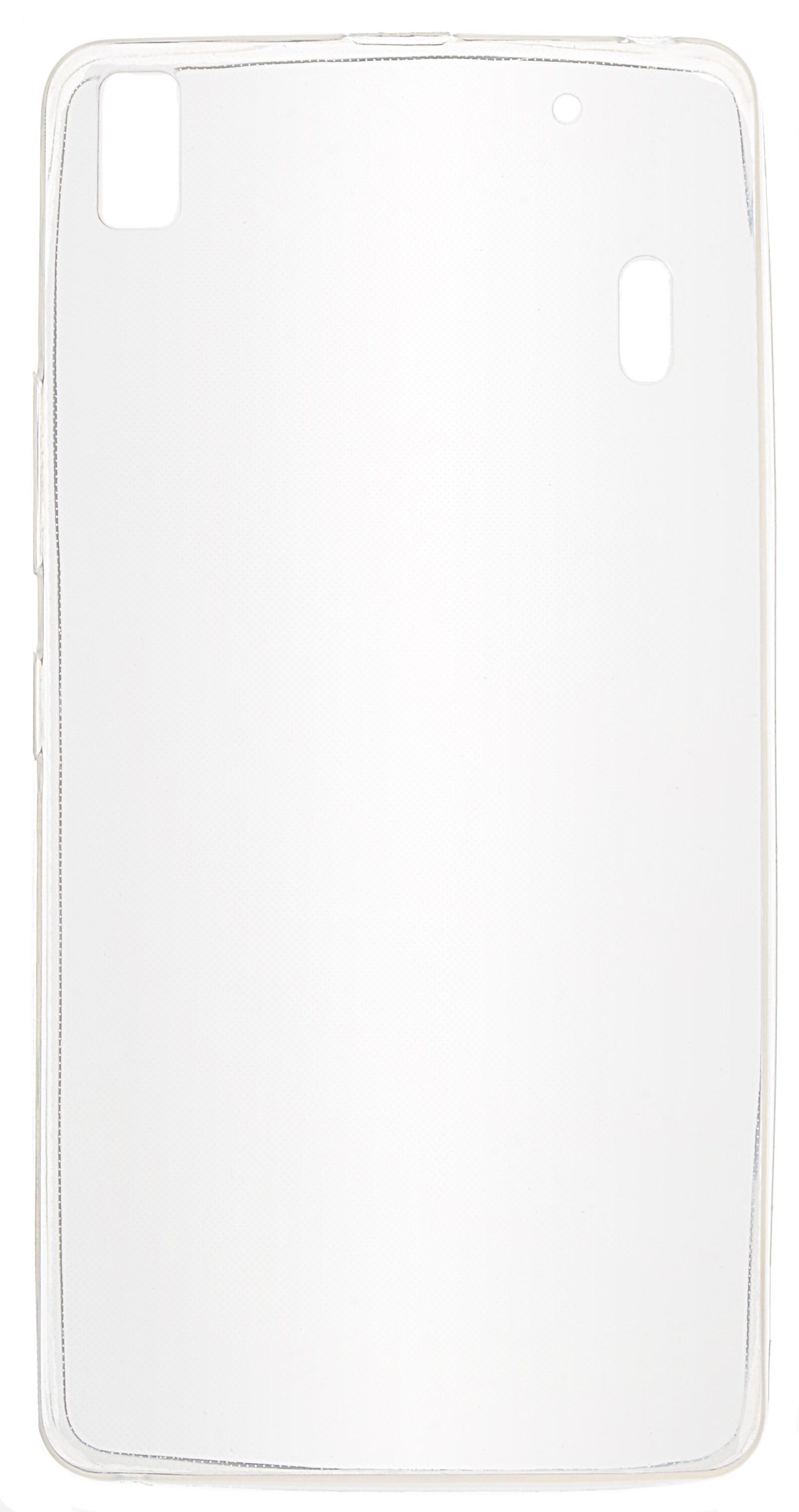 Накладка skinBOX для Lenovo A7000 прозрачный стоимость