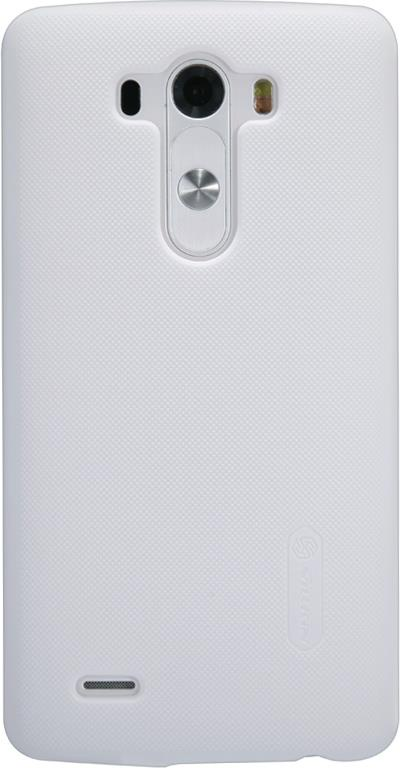 Накладка Nillkin Super Frosted Shield для LG G3 (D855) цена и фото