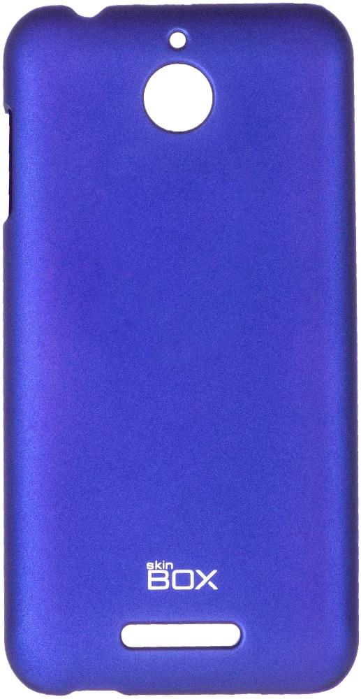 Накладка skinBOX для HTC Desire 510 синий все цены